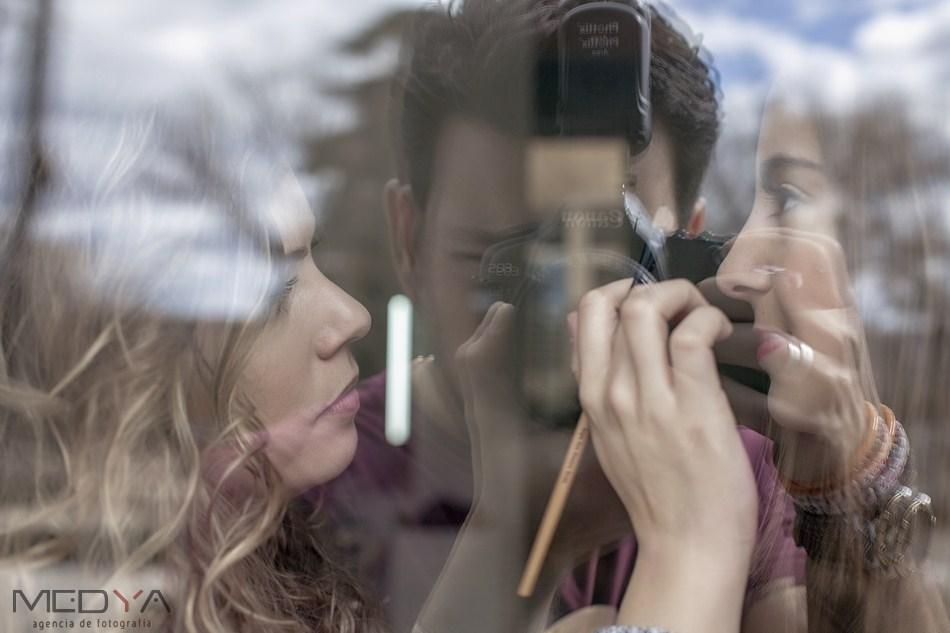 El maquillaje en el mundo audiovisual