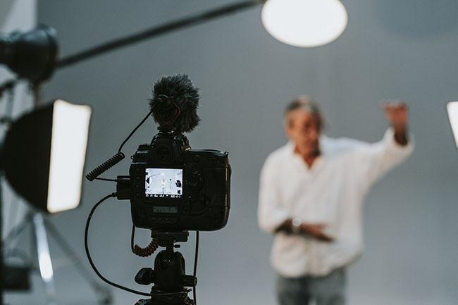 videobooks grabaciones para actores