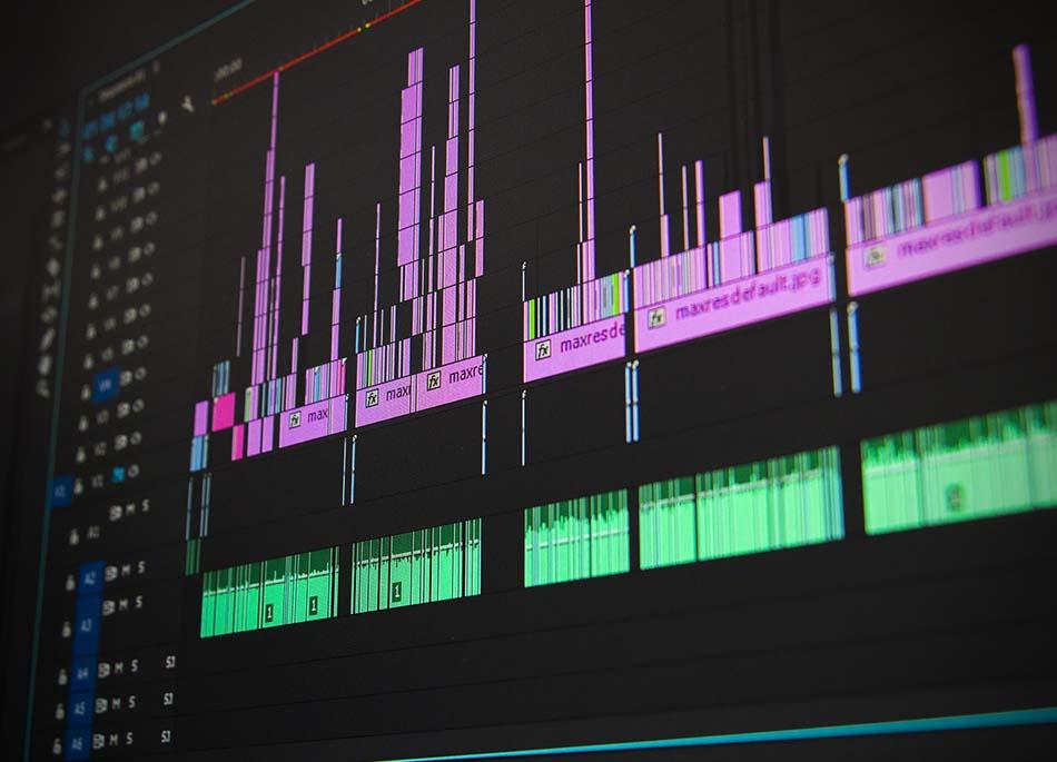 Edición profesional de vídeo