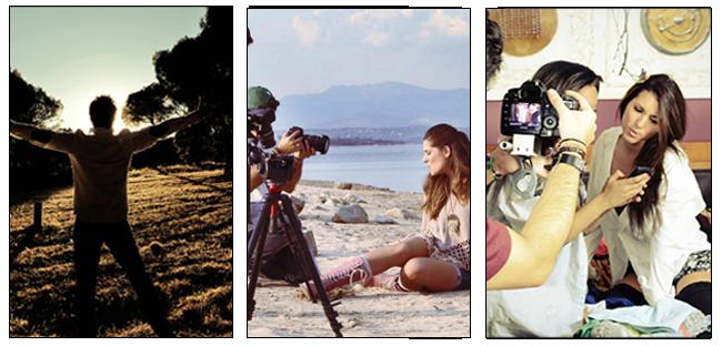 Grabación de videoclips en Madrid