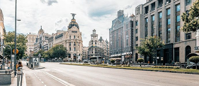 scouting de localizaciones en Madrid
