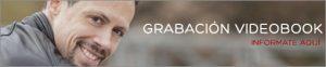 Grabación Videobook en Madrid