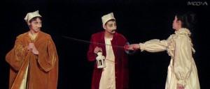 Grabaciones de teatro y danza