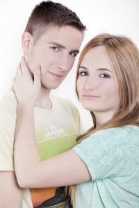 Book de fotografias de pareja