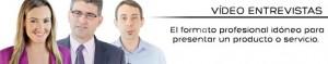 Video Presentaciones, Entrevistas y Comunicados
