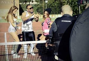Grabación de videoclip en Madrid