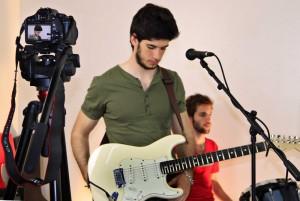Productora Audiovisual videoclip musical