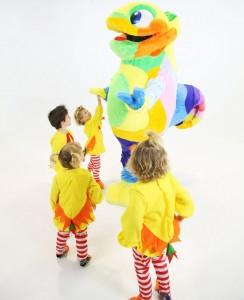 contenidos audiovisuales infantiles