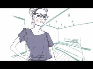 motion graphics ilustración