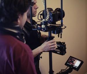 steadycam video movimiento