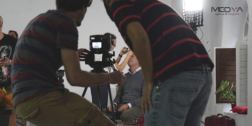 Grabación audiovisual Profesionales en Madrid