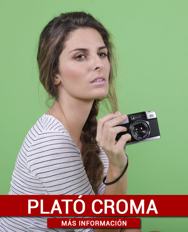 Plató Croma en Madrid