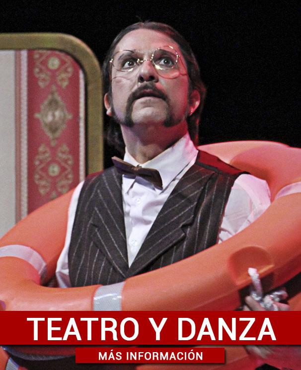 Grabación Teatro y danza